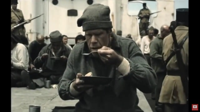 Stella Artois - Prison Ship Advert