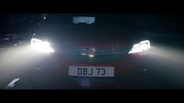 Vauxhall - Yes it's an Astra advert