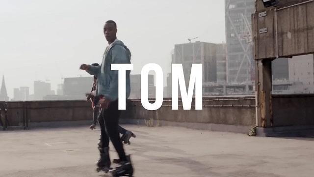 Lynx Daily Fragrances - Tom's Swing