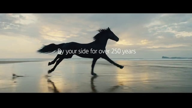Lloyds Bank 2017 Advert - by your side