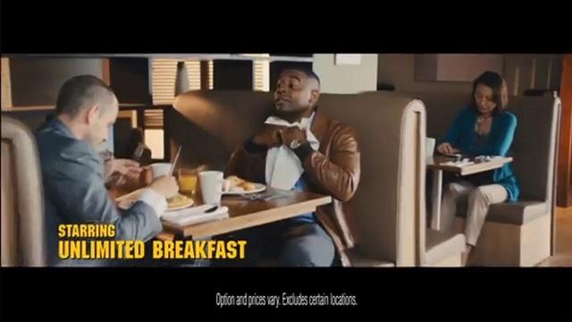 Premier Inn - Chapman & Steele Advert