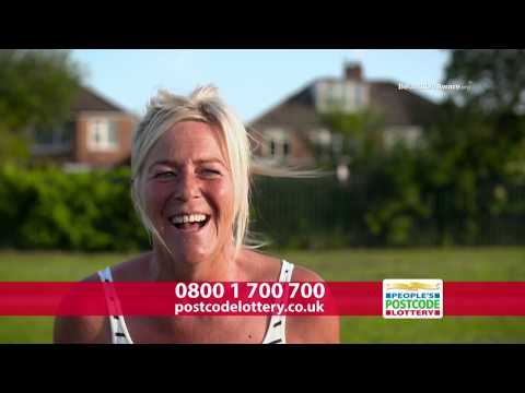 People's Postcode Lottery - Knocking At The Door Advert Song