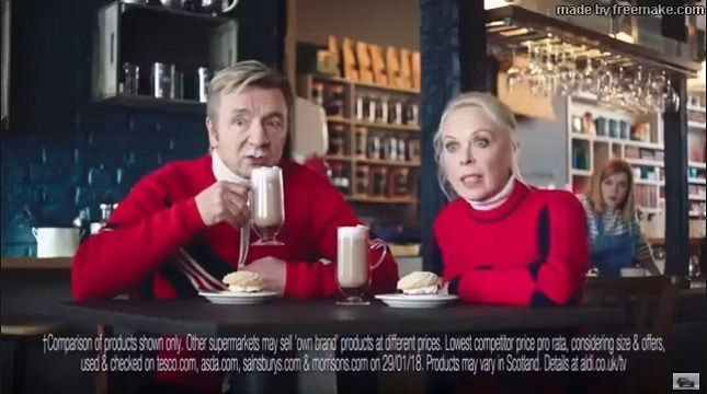 Aldi 2016 Advert Winter Olympics