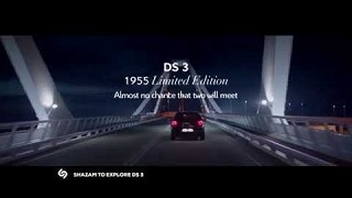 Citroen DS3 - 1955 Limited Edition
