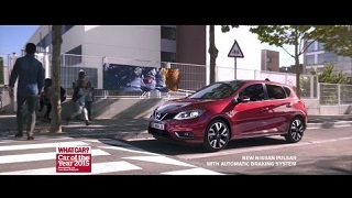 Nissan Pulsar - Technology You Need