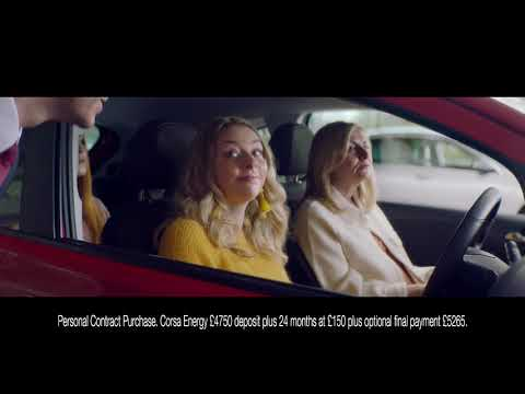 Vauxhall Corsa Energy Help To Buy Uk Tv Advert Music