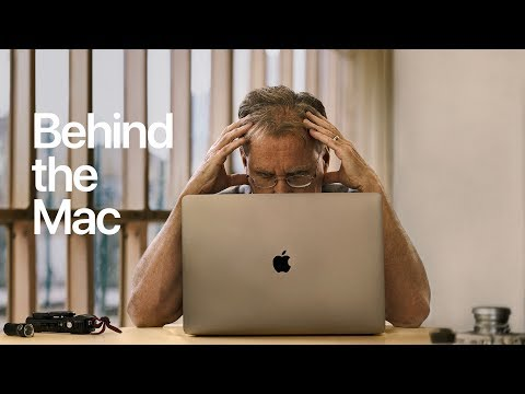 Apple Behind The Mac