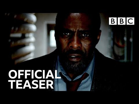 BBC Luther Series 5 Teaser