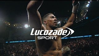 Lucozade Sport - Anthony Joshua Made To Move