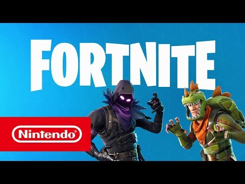 Nintendo - Fortnite E3 2018