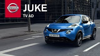 Nissan Juke - Never compromise on technology