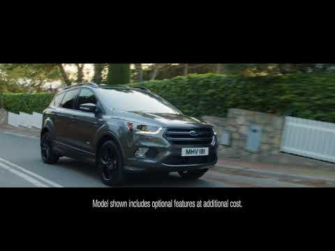 Ford Kuga - Life is Out There Are You?