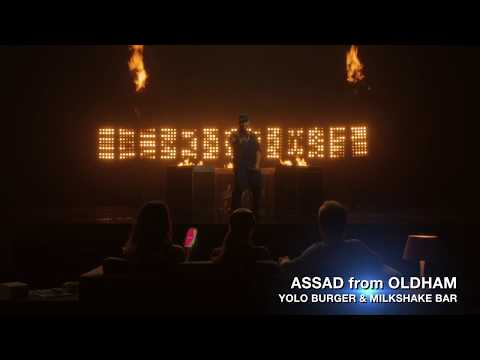 Just Eat - X-Factor 2018 - Assad from Oldham