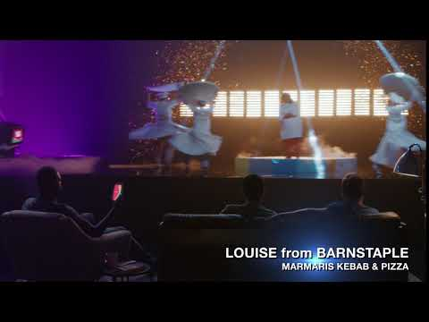 Just Eat X-Factor 2018 - Louise from Barnstaple