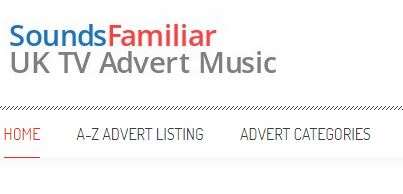 TV Advert Music | Find songs from TV commercials