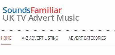 TV Advert Music