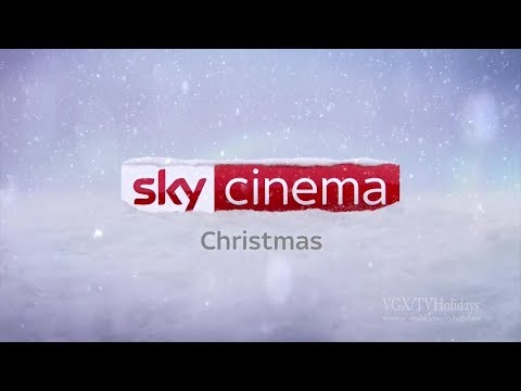 Sky Cinema - Christmas 2017