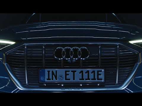 Audi e-tron - Electric has gone Audi