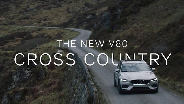Volvo C60 Cross Country Advert