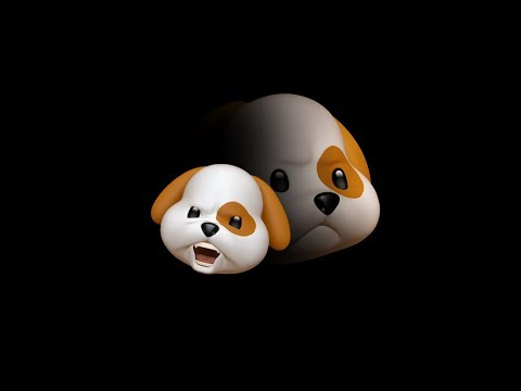 Apple iPhone X - Animoji: Amigos