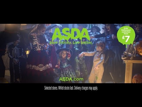 ASDA - Home For All Things Haunted