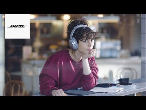 Bose Noise Cancelling Headphones - Focus. On. Café