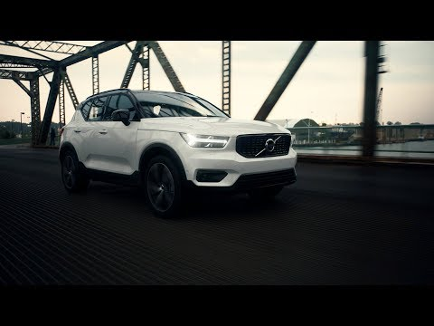 Volvo XC40 - With Care