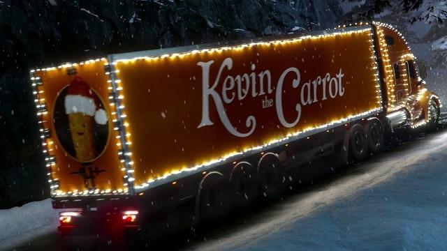 Aldi 2018 Coca-Cola Christmas Advert