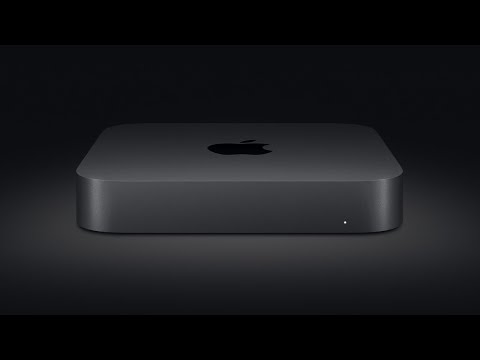 Apple Mac Mini - The Arrival