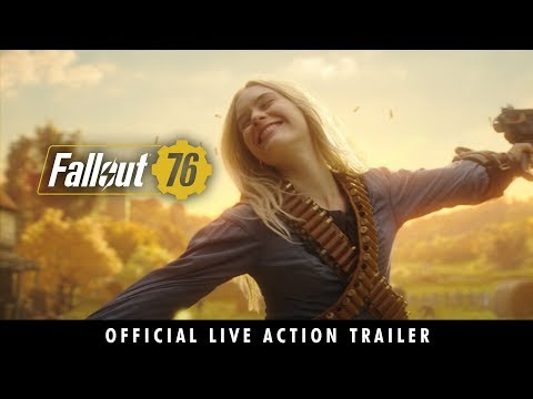 Bethesda Softworks Fallout 76 - Action Trailer