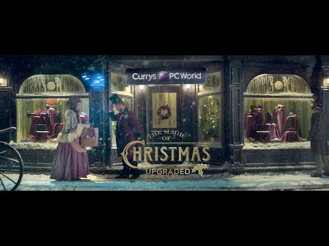 Currys PC World - The Magic of Christmas Upgraded