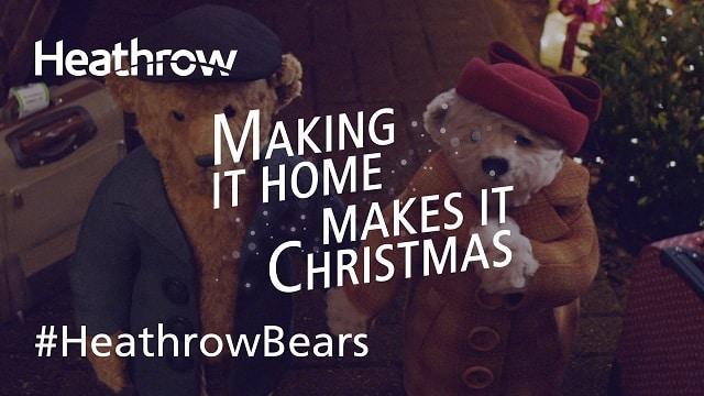 Heathrow 2018 Christmas advert