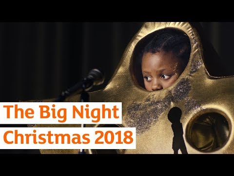 Sainsbury's Christmas 2018 - The Big Night