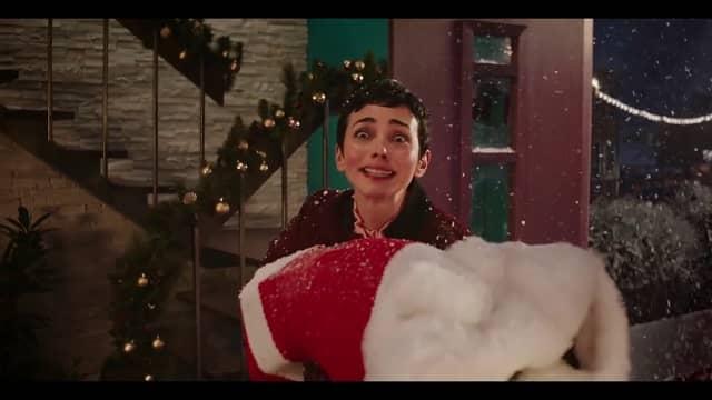 TK Maxx Advert - The never-ending stocking