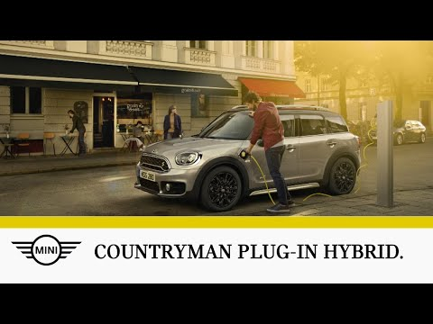Mini - The MINI Countryman Plug-in Hybrid