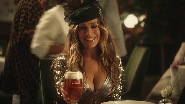 Stella Artois - Change Up The Usual advert