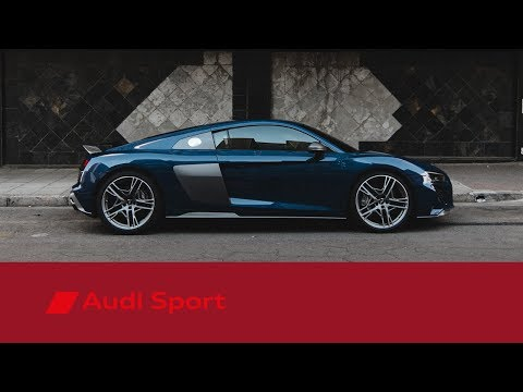 Audi R8 - Pleasure To Follow
