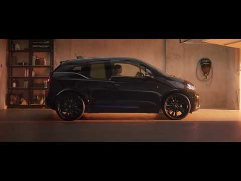 BMW i3 - Plug in to something bold