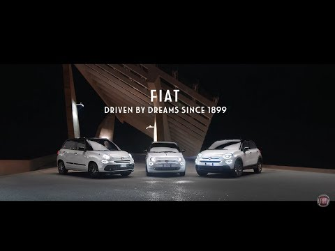 Fiat 500 Family 120TH - Driven by dreams since 1899