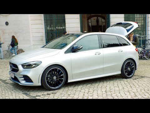 Mercedes-Benz B-Class - The Professor | Justify Nothing