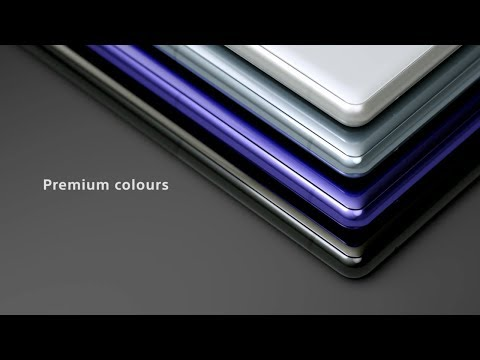 Sony Xperia 1 - Durable beauty, designed to fit your hand
