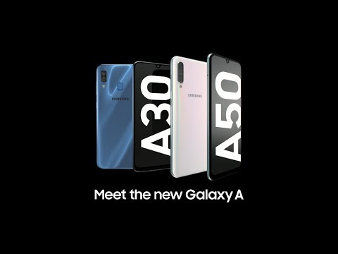 Galaxy J - Has Become the New Galaxy A
