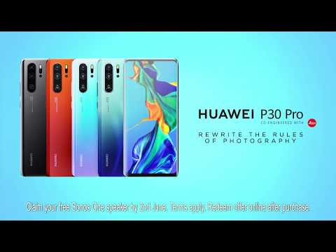 Huawei P30 Pro - Rewrite the rules of photography