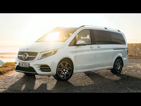Mercedes V Class - Make Your Move