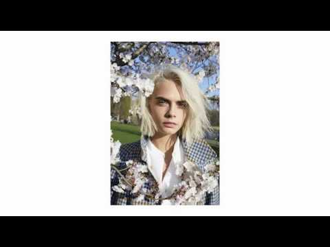 Burberry - Introducing her Blossom