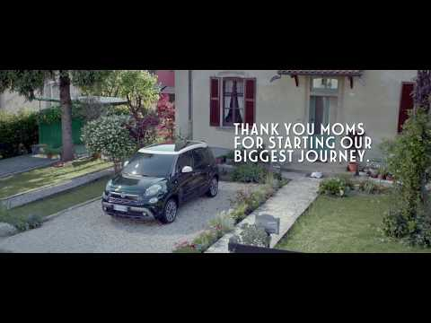 Fiat 500L - Thank you moms for starting our biggest journey