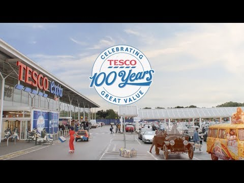 Tesco - Prices that take you back song