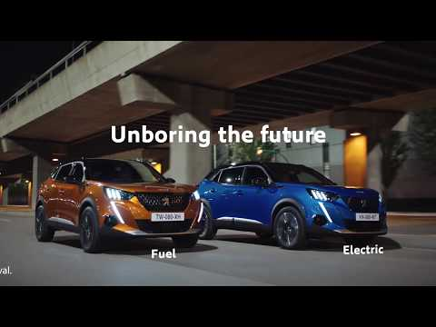Peugeot 2008 SUV - Unboring The Future