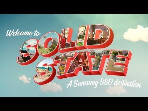 Samsung - Welcome to solid state