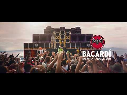 Bacardi - Make It Hot Major Lazer